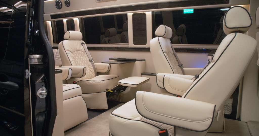2020 Mercedes Benz Sprinter 3500 170 Presidential