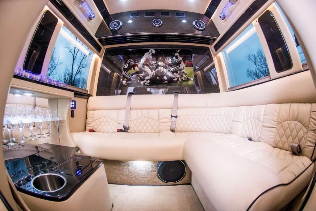 2020 Mercedes Benz Sprinter 3500 170 Ultimate Limo