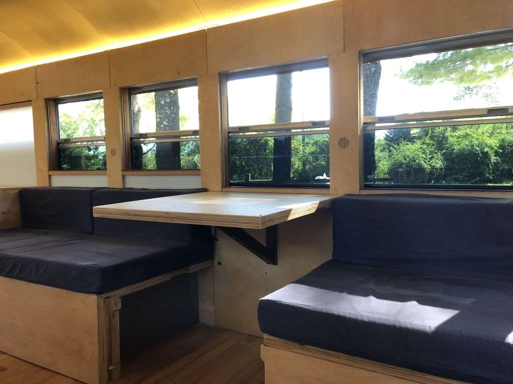 Hank Bought a Bus – widely shared bus conversion – FOR SALE